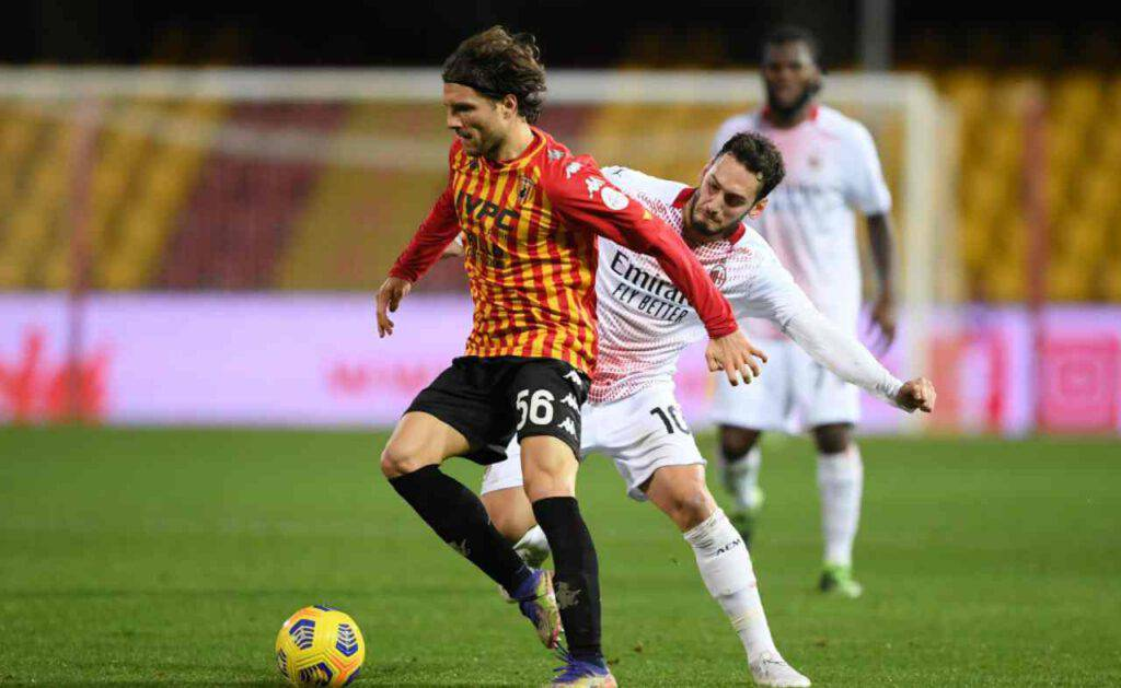 Benevento-Milan, vittoria importante per Pioli (Getty Images)