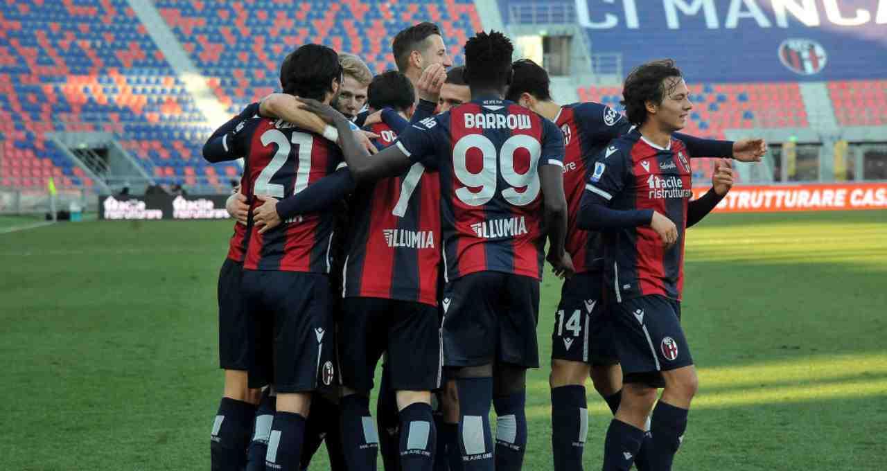Juventus-Bologna tv streaming