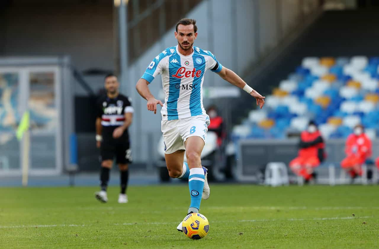 Calciomercato Napoli, rinnovo Fabian Ruiz in stallo (Getty Images)