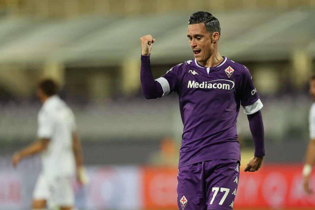 Callejon, alla Fiorentina con il cuore a Napoli (Getty Images)