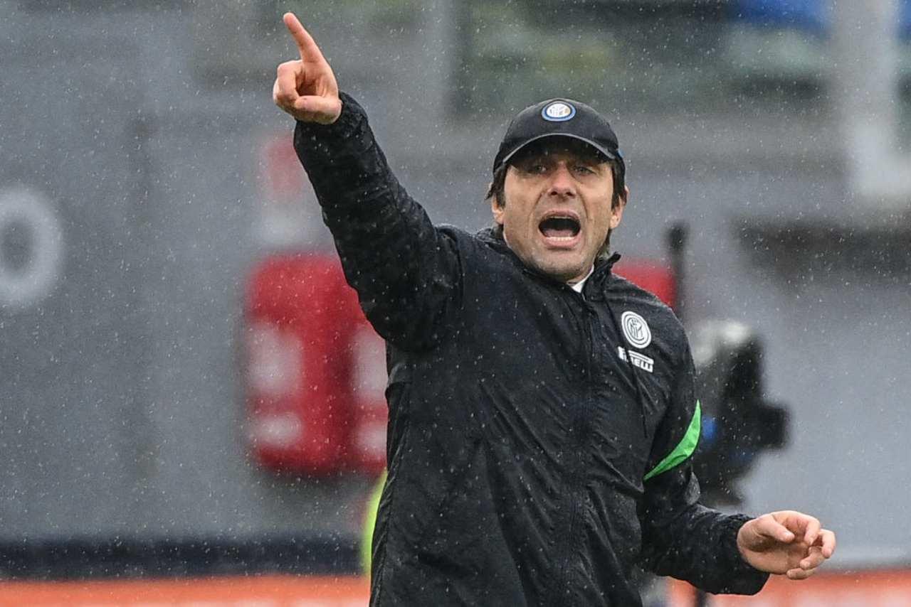 Conte conferenza Inter Benevento