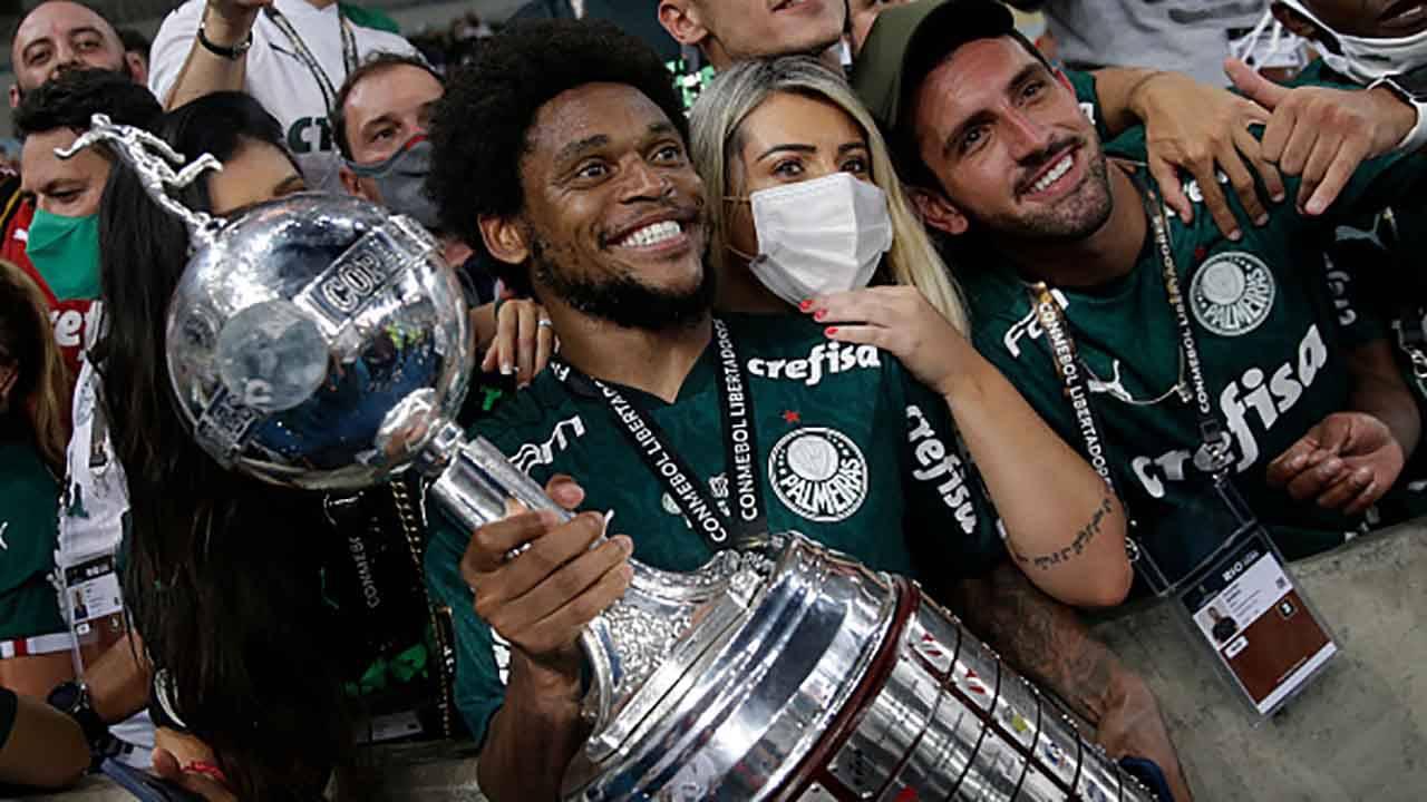 Copa Libertadores Palmeira