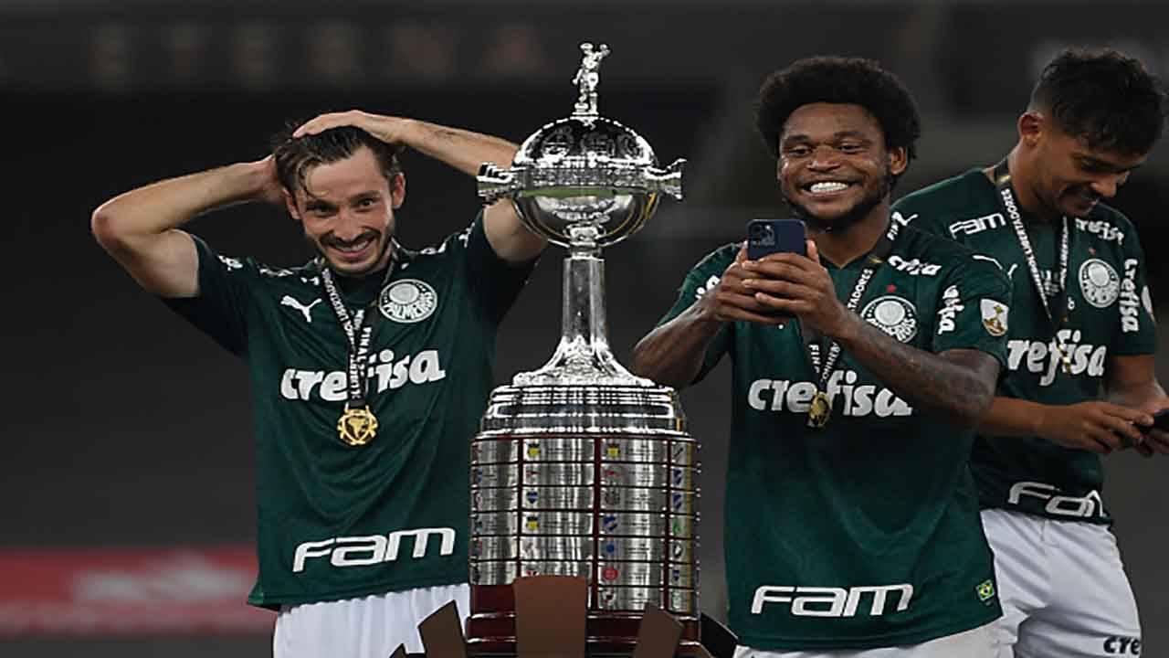 Copa Libertadores Palmeiras