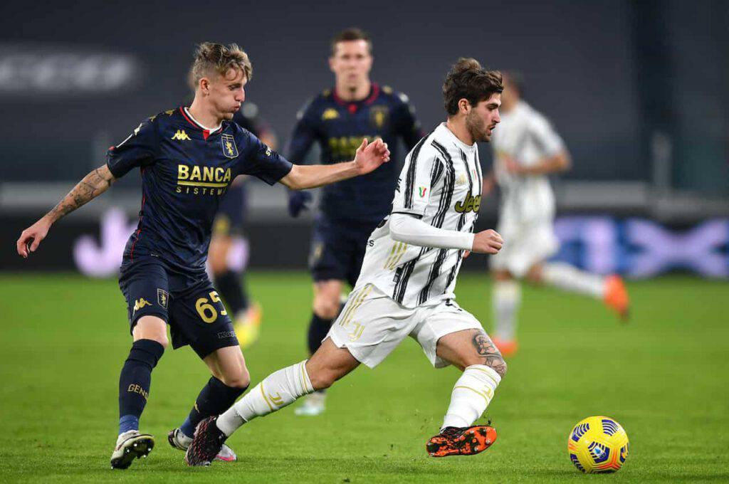 Coppa Italia Juventus-Genoa sintesi (Getty Images)