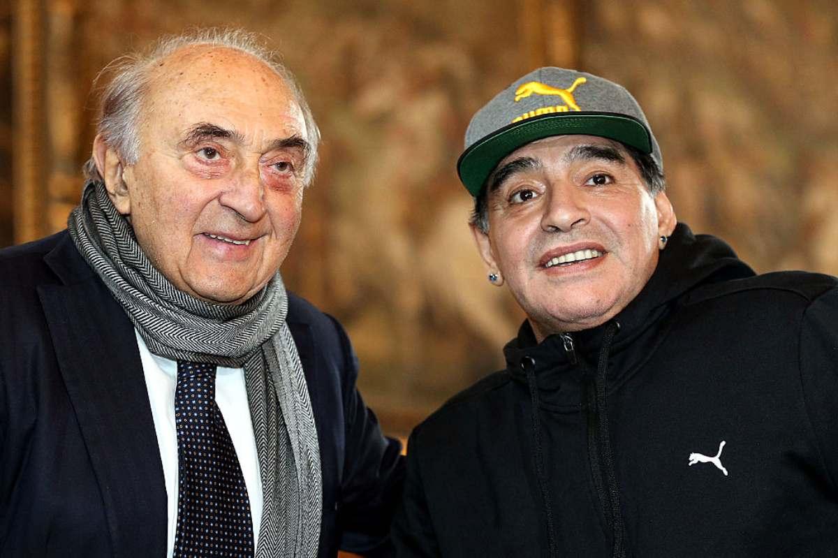 Napoli Murales Presidenti