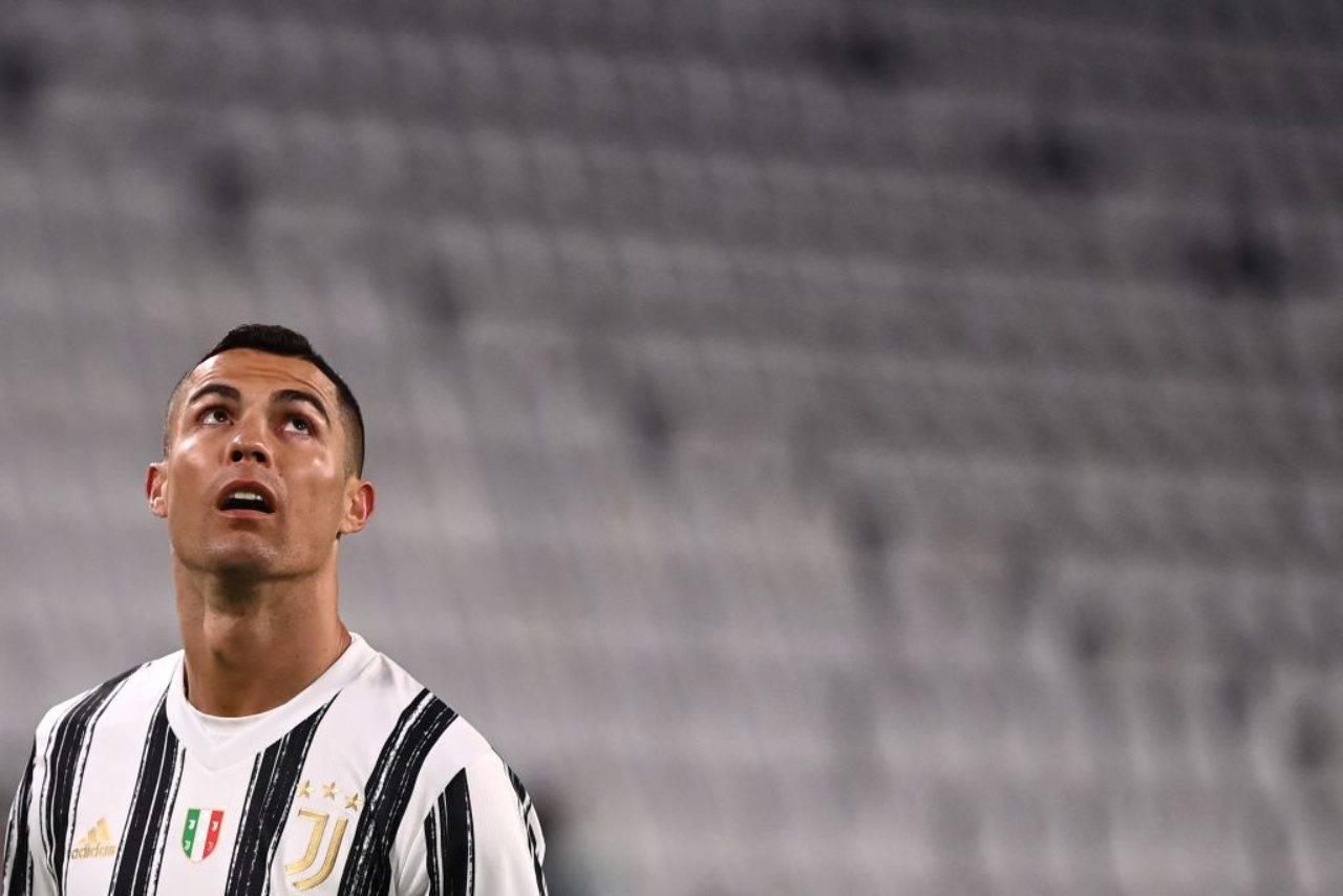 Cristiano Ronaldo non convocato Spal