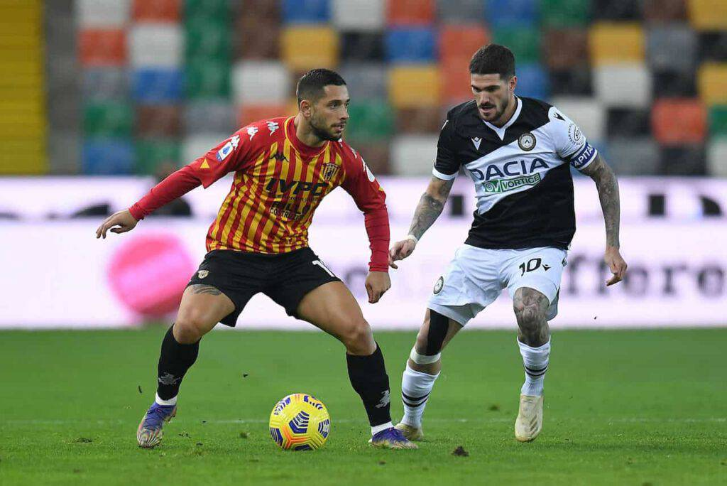 De Paul, l'Udinese allontana il trasferimento (Getty Images)