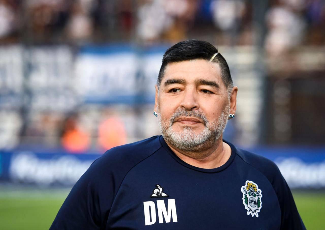 Maradona Famiglia
