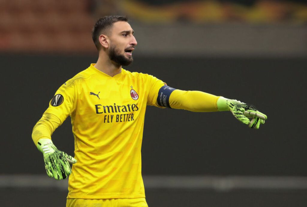Milan, ex Presidente su rinnovo Donnarumma (Getty Images)