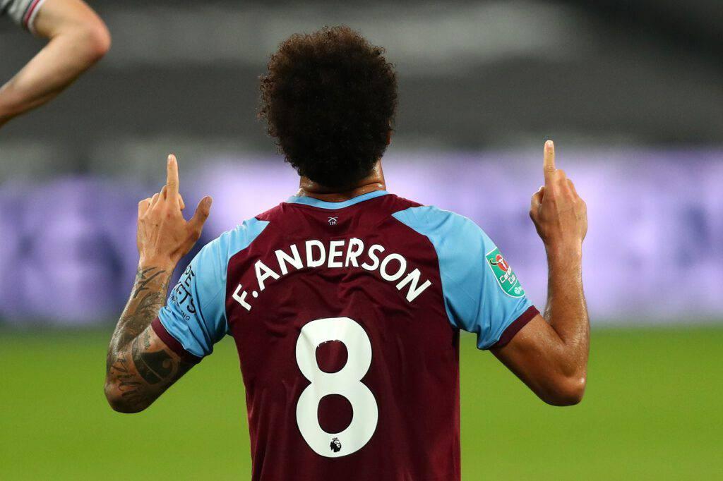 Felipe Anderson, il messaggio alla Lazio