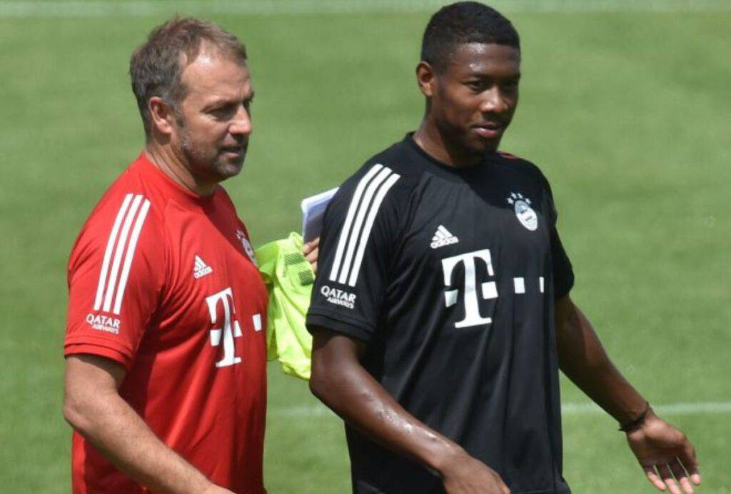 Alaba, il Real Madrid non è l'unico club sul difensore (Getty Images)