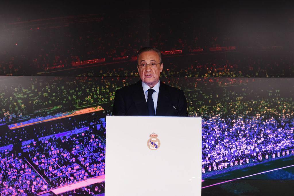 Elezioni Real Madrid