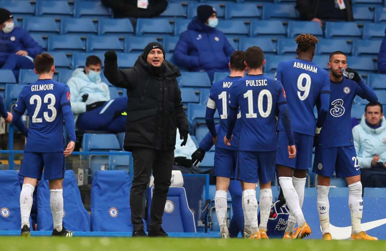 Lampard esonero Chelsea