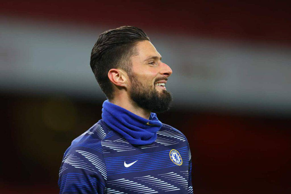 Giroud alla Juventus, non tutto è perduto (Getty Images)