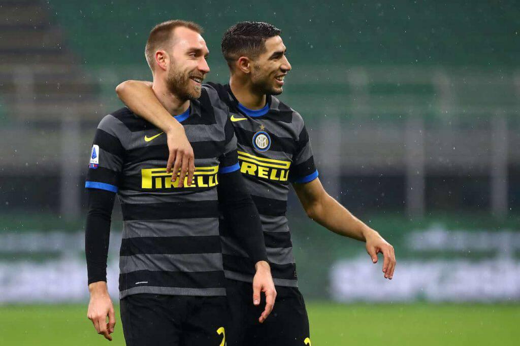 Inter-Benevento, Eriksen titolare (Getty Images)