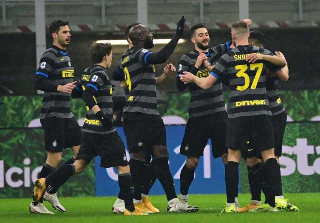 Inter, Eriksen titolare contro il Benevento (Getty Images)