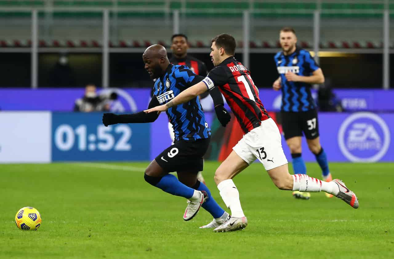 Milan-Inter precedenti