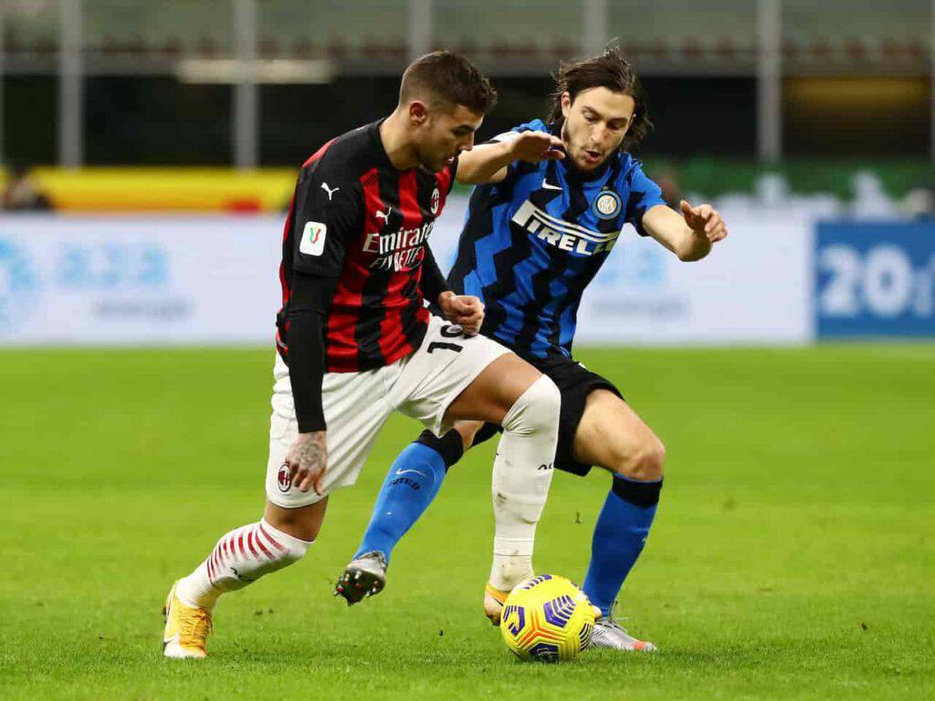 Inter-Milan sintesi (Getty Images)