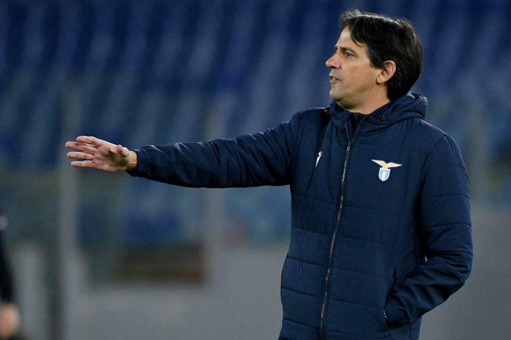 Inzaghi Lazio Sassuolo