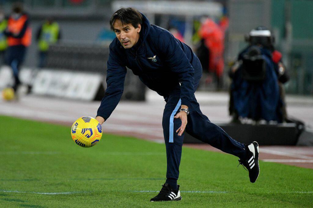 Lazio Sassuolo Inzaghi