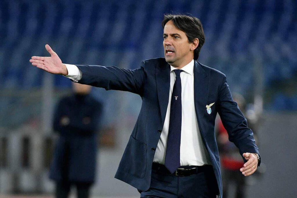 Lazio-Parma, Inzaghi (Getty Images)