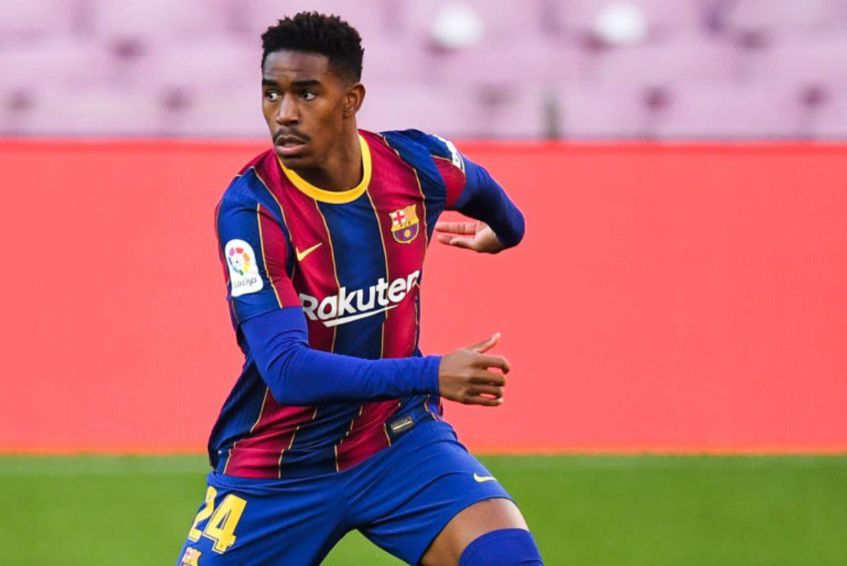 Junior Firpo Milan Barcellona