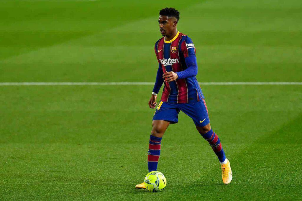 Junior Firpo, possibile addio al Barcellona (Getty Images)