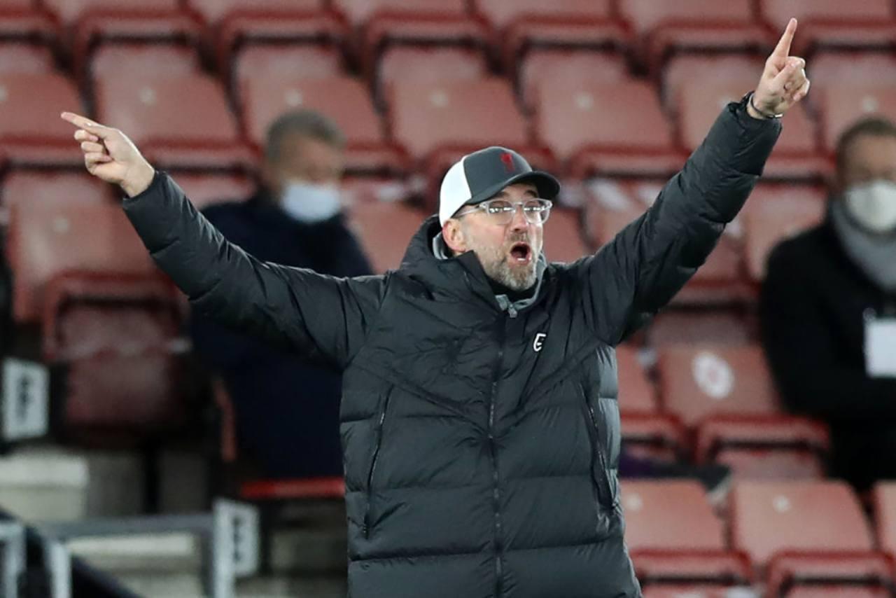 Klopp Liverpool critiche
