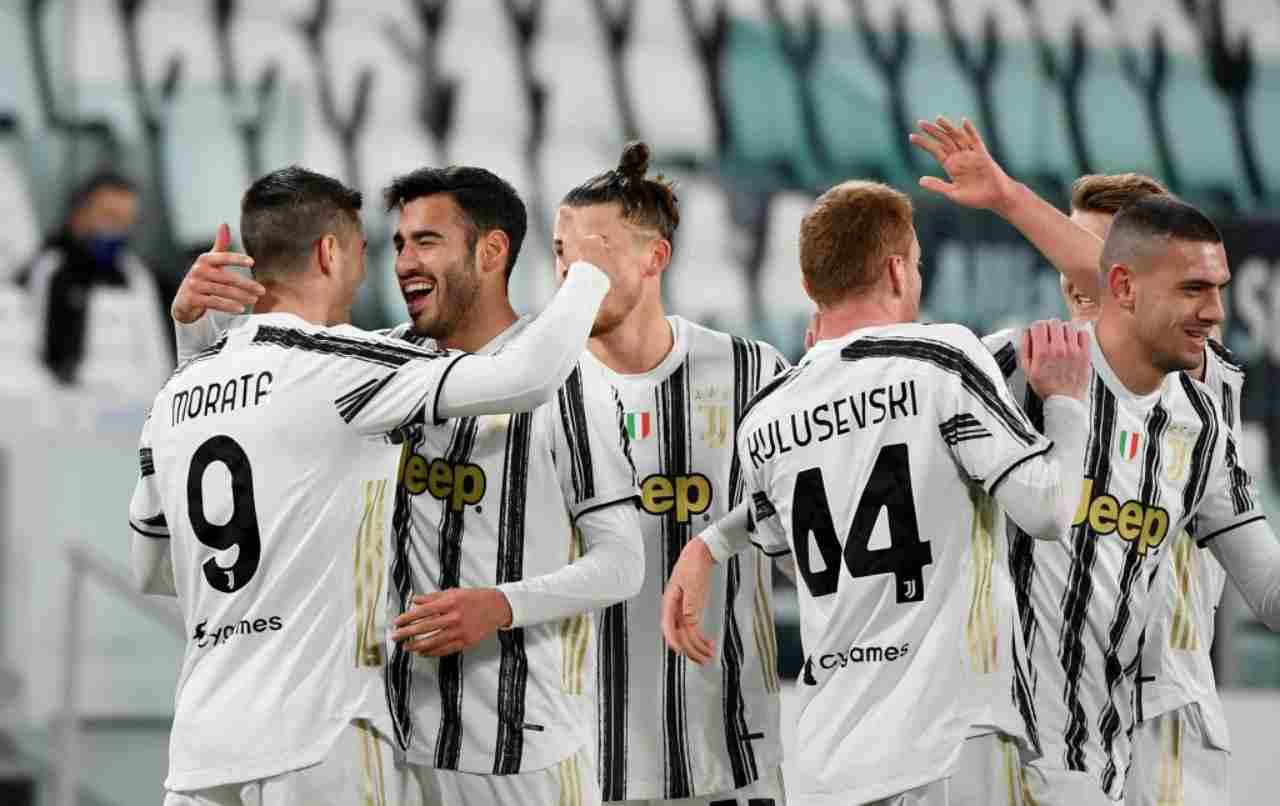 Juventus trattativa Milan
