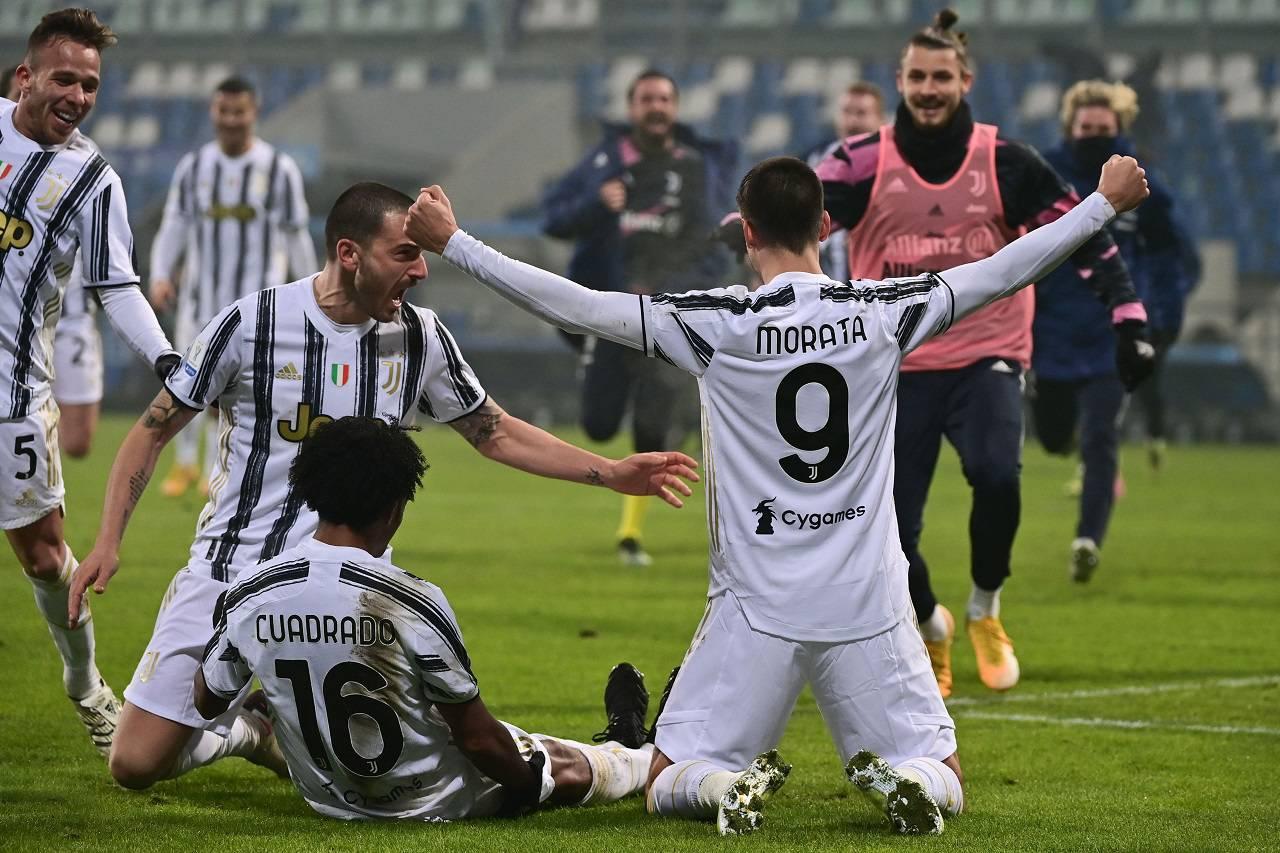 Juventus-Bologna streaming