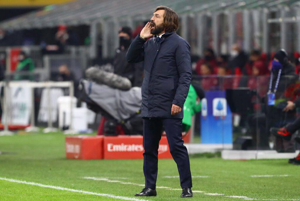 Juventus-Sassuolo, parla Pirlo