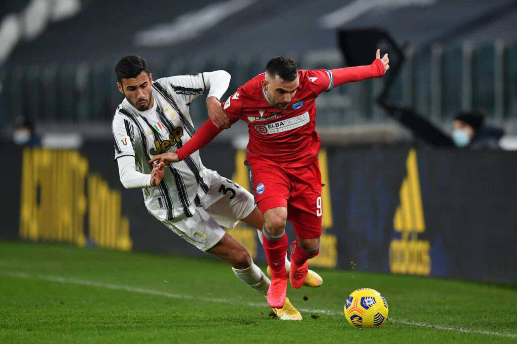 Juventus-Spal highlights (Getty Images)