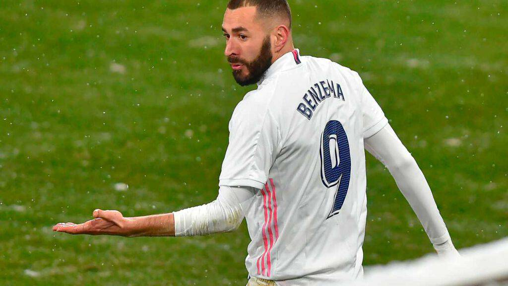 Francia, Benzema assente. Zidane perplesso (Getty Images)