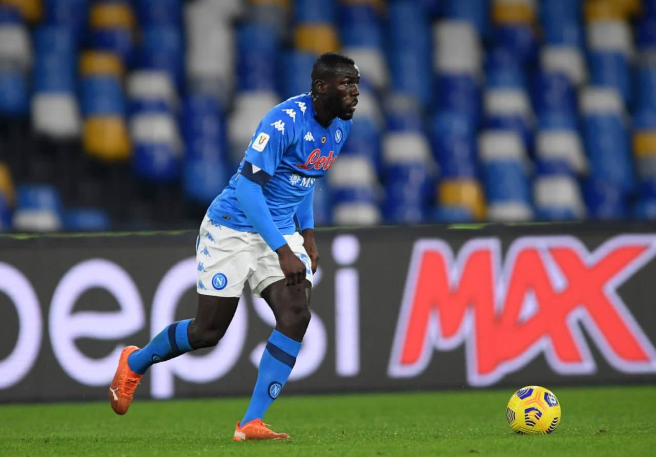 Koulibaly Manchester United
