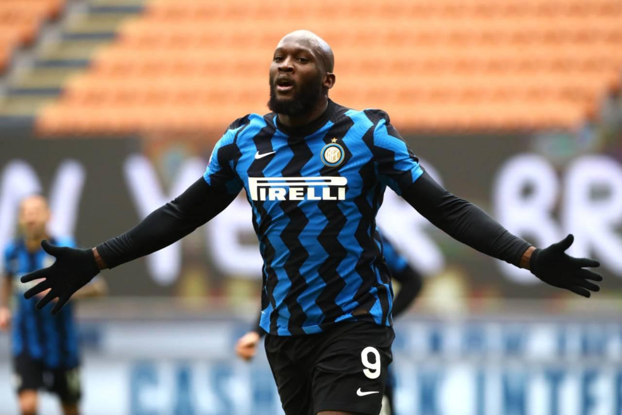 Lukaku Inter Record