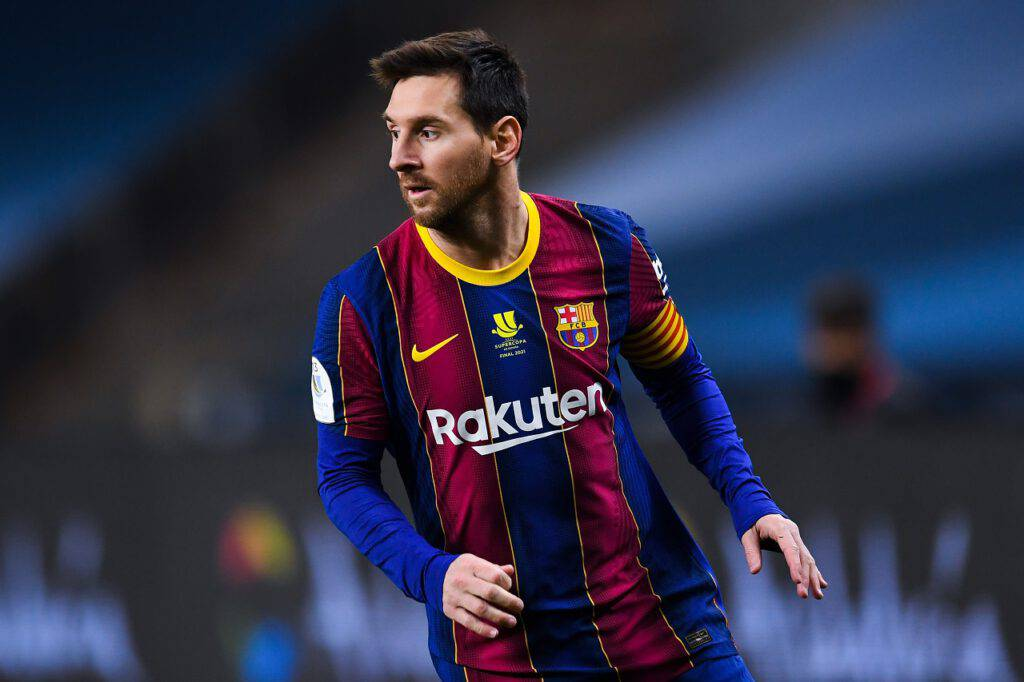 Messi, è corsa a due per il fantasista (Getty Images)