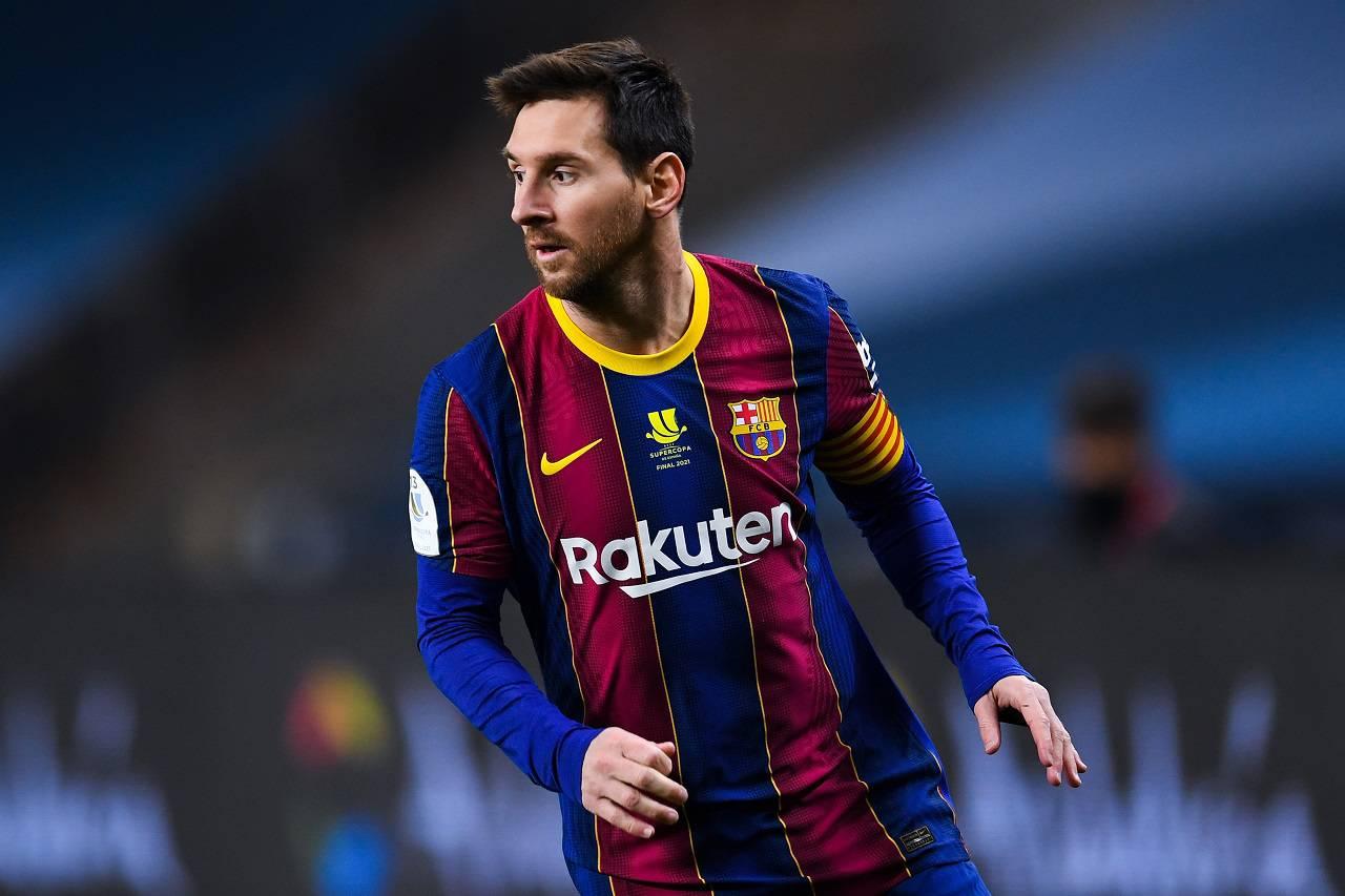 Messi Di Maria PSG