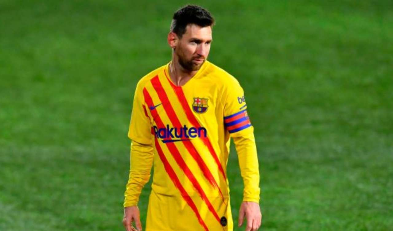 Messi Barcellona bonus