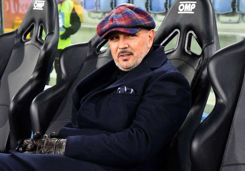 Mihajlovic Bologna Milan