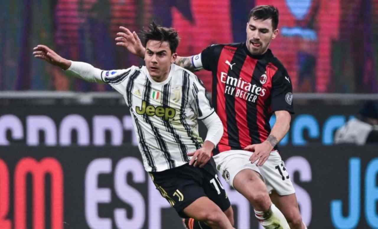 LIVE Milan-Juventus (Getty Images)