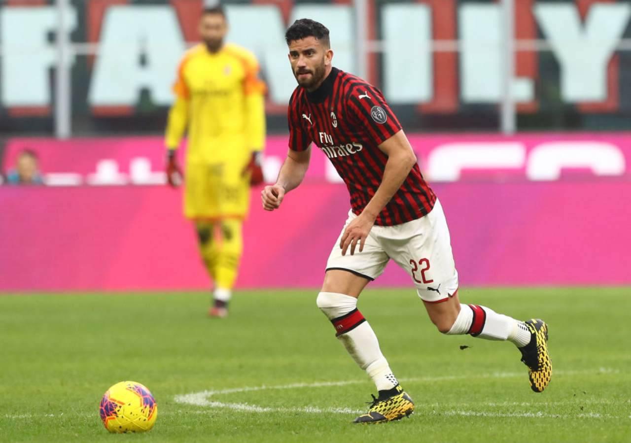 Musacchio Milan Lazio