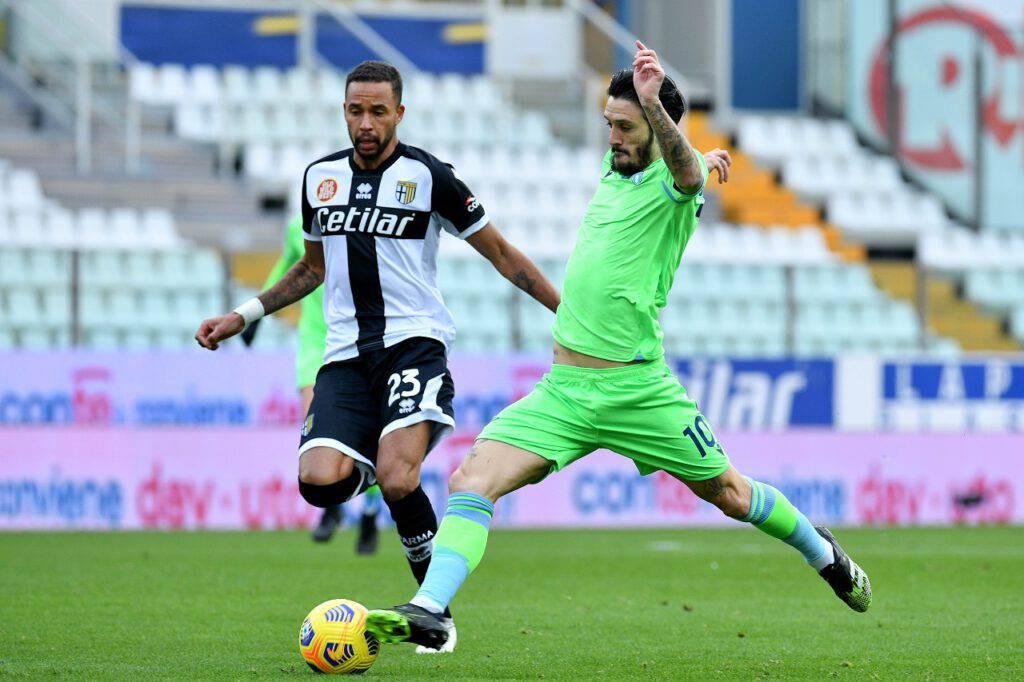 Serie A, gli highlights di Parma-Lazio