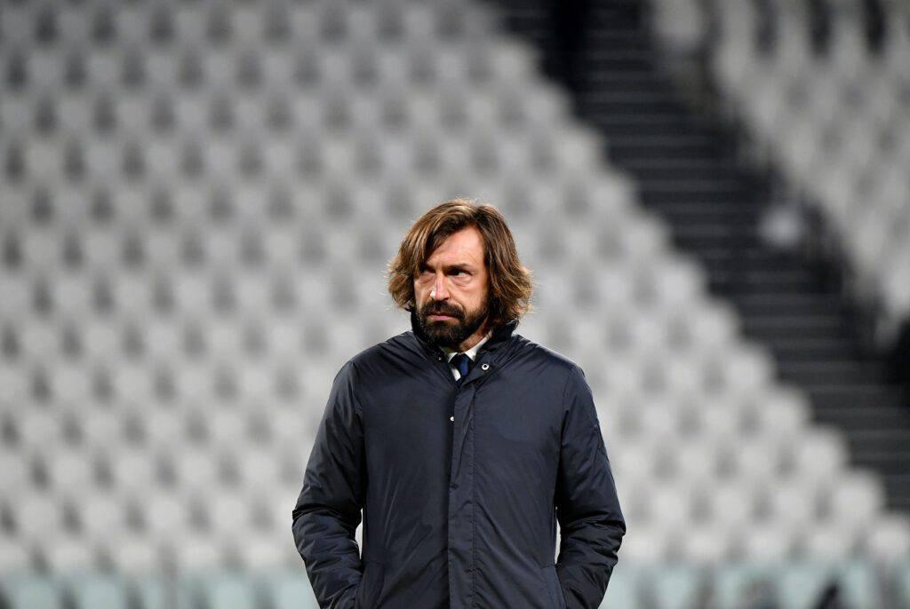 Pirlo Juventus Spal
