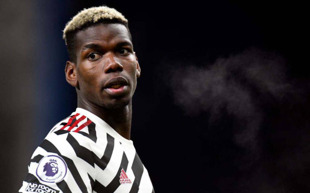 Pogba torna al gol contro il Milan (Getty Images)