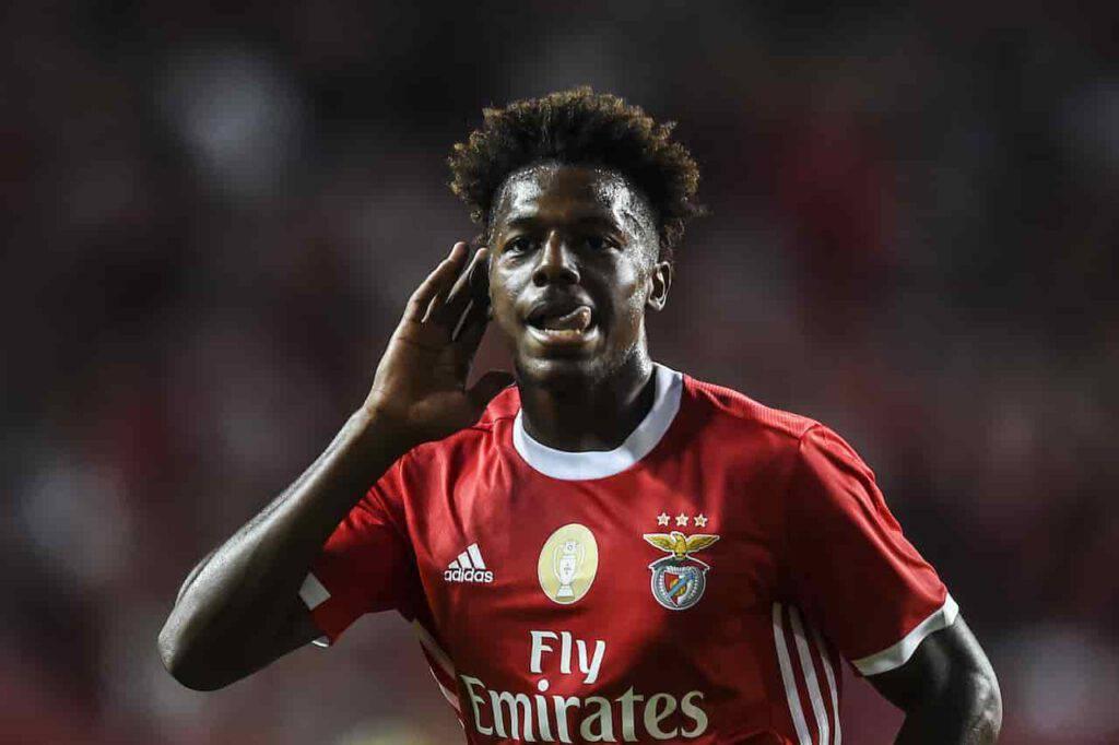 Roma, occhi sul terzino del Benfica (Getty Images)