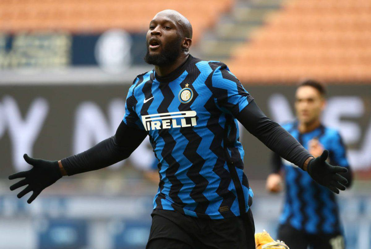 Inter-Juventus, Lukaku elogiato da Boninsegna (Getty Images)