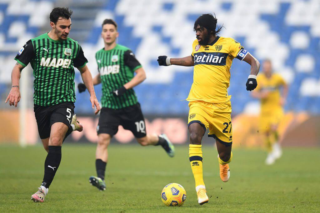 Sassuolo Parma