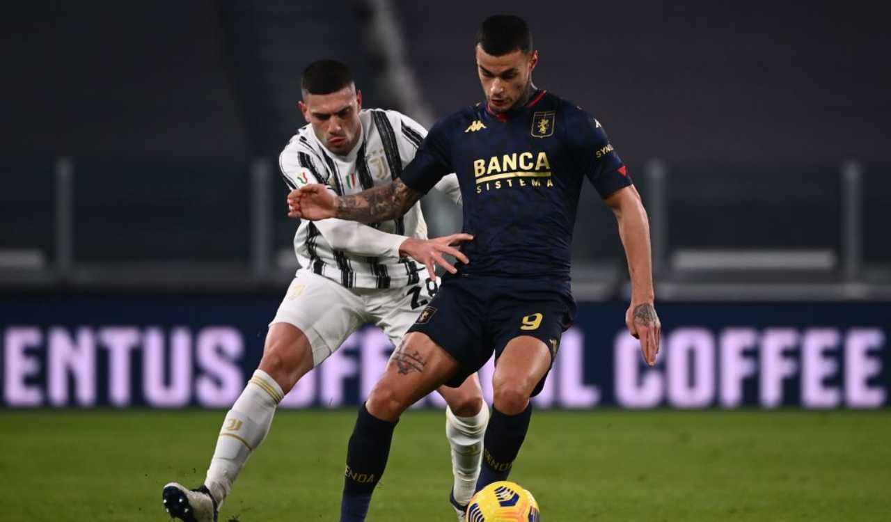 Scamacca Juventus