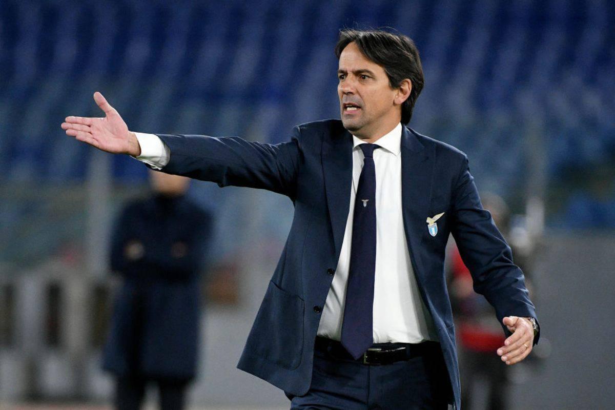 Inzaghi Lazio Roma