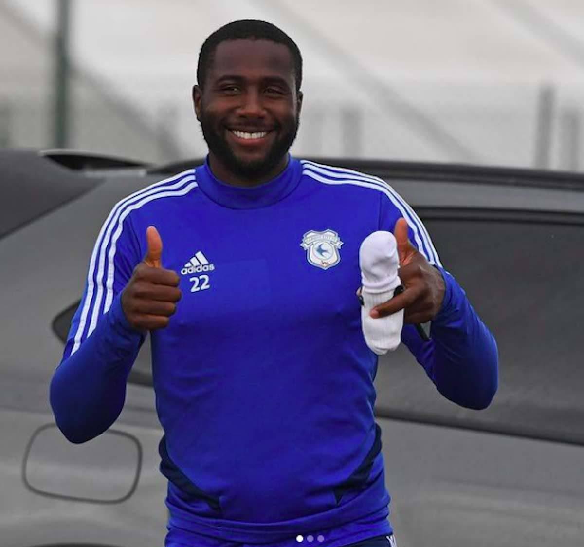 Sol Bamba, ha un cancro. Dramma del difensore del Cardiff
